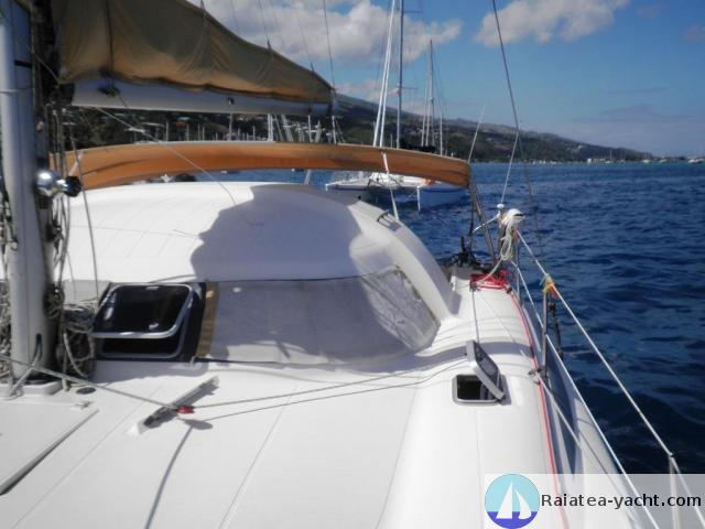catamaran occasion fountaine pajot antigua 37 maestro  11