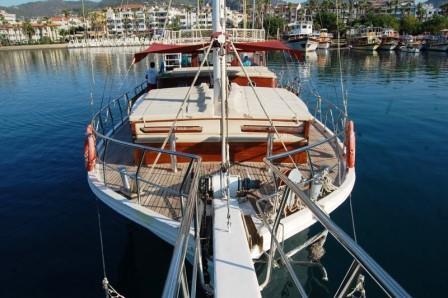 goelette de 24m avec 9 cabines pour 20 passagers a vendre les annonces nautiques. Black Bedroom Furniture Sets. Home Design Ideas